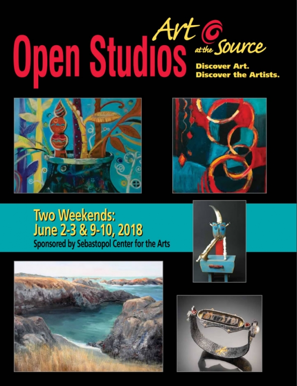 Art at the Source Open Studios 2017 | Catalog
