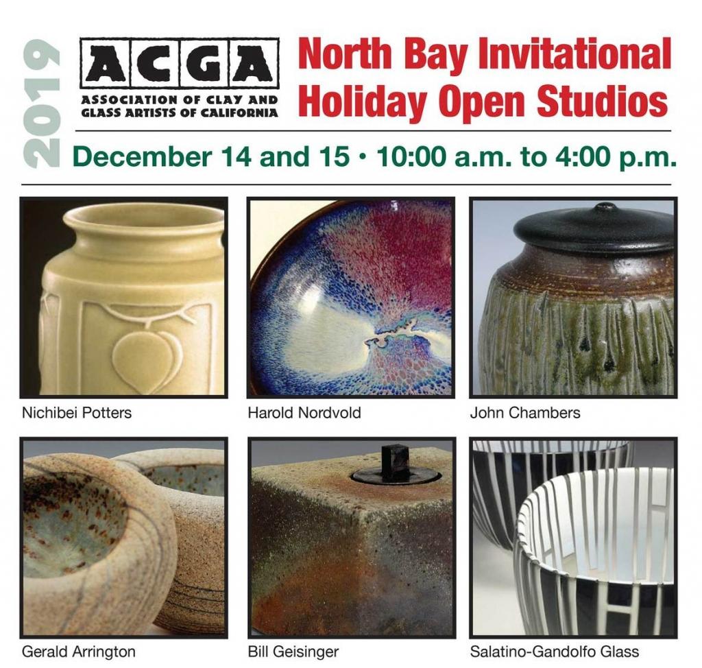 North Bay Invitational Open Studios 2019