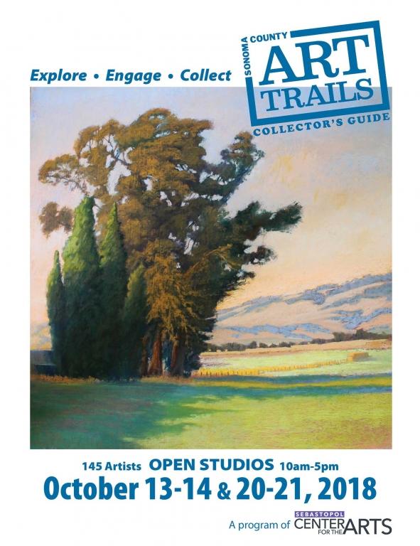 Sonoma County Art Trails 2018 | Catalog
